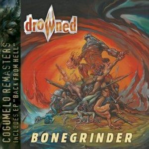 Drowned – Bonegrinder CD
