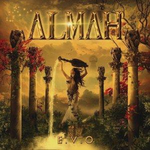 Almah – E.V.O CD