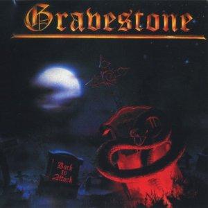 Gravestone – Back To Attack CD