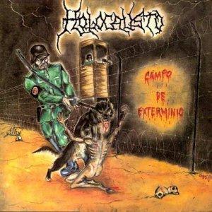 Holocausto – Campo De Extermínio CD