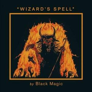 Black Magic – Wizard's Spell (Edição Limitada) LP