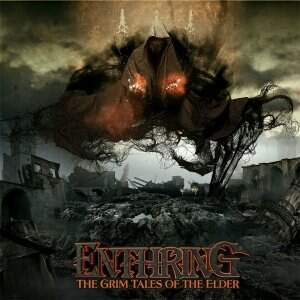 Enthring – The Grim Tales Of The Elder CD