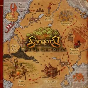 Fängörn – Where The Tales Live On CD
