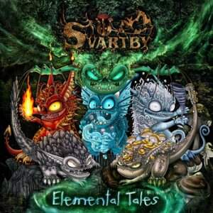 Svartby – Elemental Tales CD
