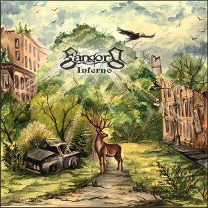 Fängörn – Inferno CD