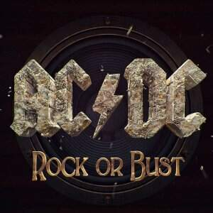 AC/DC – Rock Or Bust CD