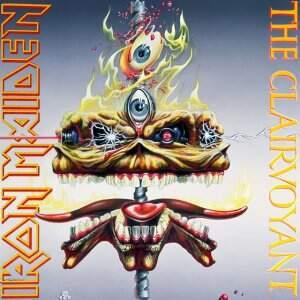 Iron Maiden – The Clairvoyant LP