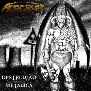 Agressor – Destruição Metálica CD