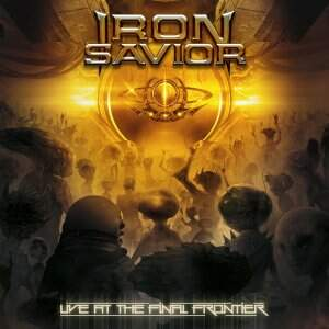 Iron Savior – Live At The Final Frontier CD
