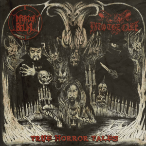Imperador Belial / Into The Cave – True Horror Tales CD