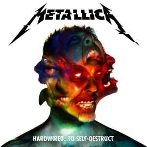 Metallica – Hardwired… To Self-Destruct CD
