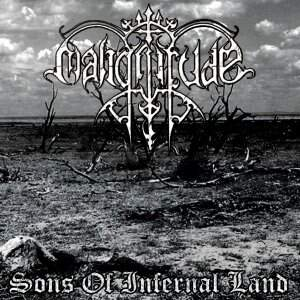 Malignitude – Sons Of Infernal Land CD