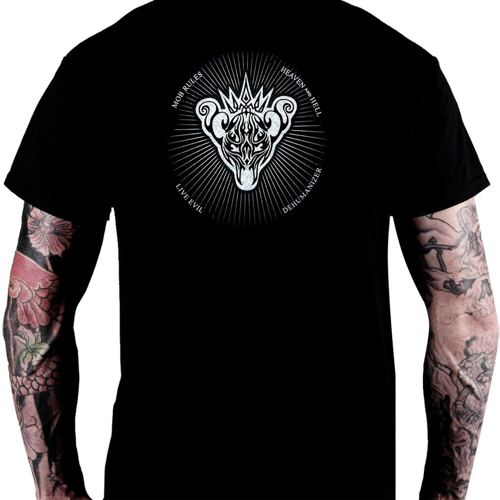Camiseta Black Sabbath – Heavy Metal Rock a850db2a97fb6