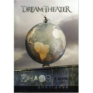 Dream Theater – Chaos In Motion 2007 – 2008 DVD