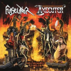 Flageladör / Axecuter – Headbangers After Life CD