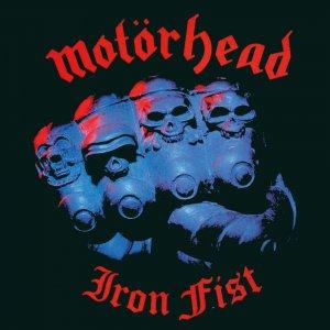 Motörhead – Iron Fist CD