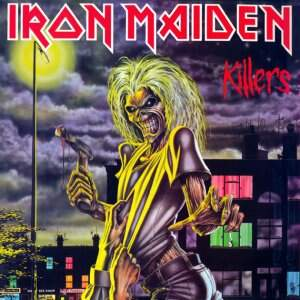 Iron Maiden – Killers LP