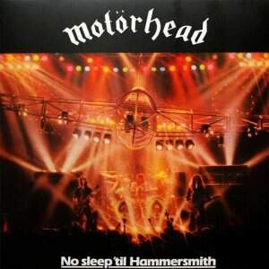 Motörhead – No Sleep 'Til Hammersmith CD