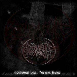 Barbarian Prophecies – Condemned Land… The War Begins CD