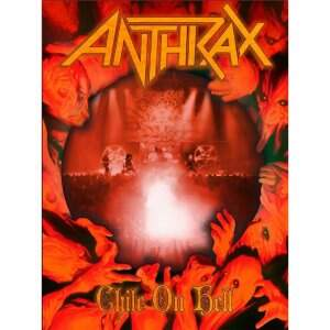 Anthrax – Chile On Hell DVD