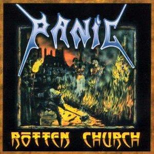 Panic – Rotten Church CD