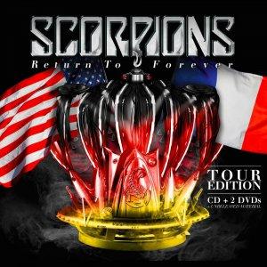 Scorpions – Return To Forever (Edição Especial) CD