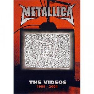 Metallica – The Videos 1989 – 2004 DVD