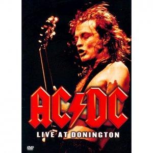 AC/DC – Live At Donington DVD