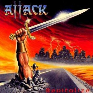 Attack – Revitalize CD