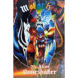 """Motörhead – 25 & Alive """"Boneshaker"""" DVD"""