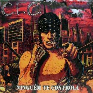 CxFxCx – Ninguém Te Controla CD