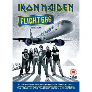 Iron Maiden – Flight 666 – The Film DVD