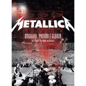 Metallica – Orgulho, Paixão e Glória – Três Noites Na Cidade Do México DVD
