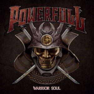 Powerfull – Warror Soul CD