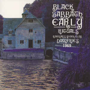 Black Sabbath ‎– Early Rituals CD