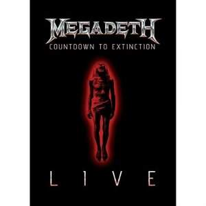 Megadeth – Countdown To Extinction: Live DVD