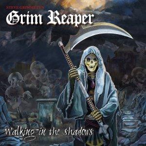 Steve Grimmett's Grim Reaper – Walking In The Shadows CD
