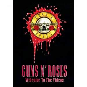 Guns N' Roses – Welcome To The Videos DVD