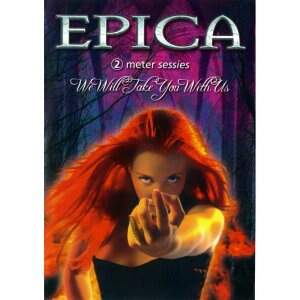 Epica – We Will Take You With Us DVD
