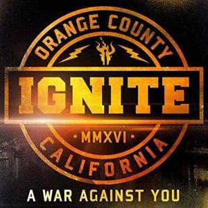 Ignite – A War Against You CD