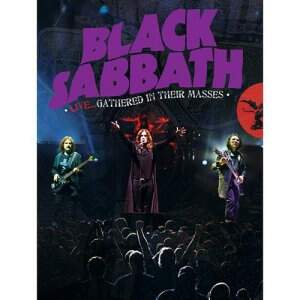 Black Sabbath – Live… Gathered In Their Masses DVD + CD