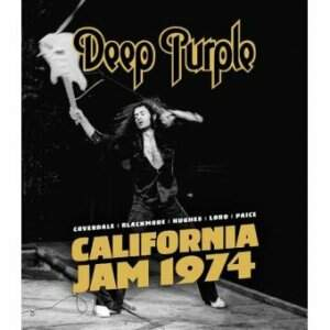 Deep Purple – California Jam 1974 DVD