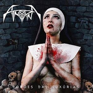 Atropina – Porões Das Luxúrias CD