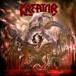 Kreator – Gods Of Violence CD
