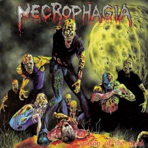 Necrophagia – Season Of The Dead CD
