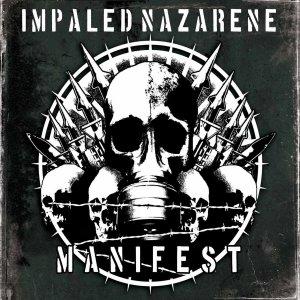 Impaled Nazarene – Manifest CD