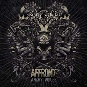Affront – Angry Voices CD