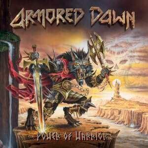 Armored Dawn – Power Of Warrior CD