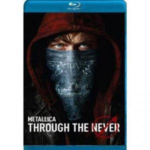Metallica – Through The Never Blu-Ray