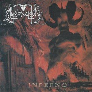Maleficarum – Inferno CD